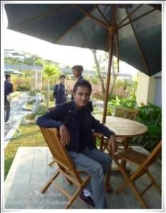 Kursi Taman Payung