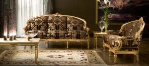 Set Sofa Mewah Itali