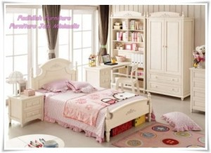 Tempat Tidur Anak Model Korean