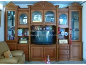 Bufet TV Jati Larang