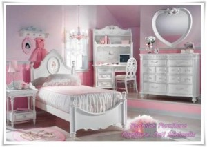 Kamar Tidur Anak Dacota