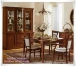 Set Kursi Makan Wooden