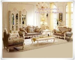 Set Sofa Tamu Mewah Cronus