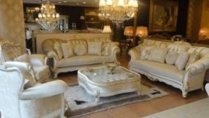 Set Sofa Tamu Mewah Dacota