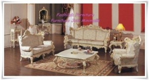 Set Sofa Tamu Quorum