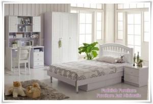 Set Tempat Tidur Anak Children