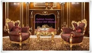 Sofa Tamu Mewah Fabrics