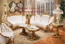 Sofa Tamu Mewah Romusa