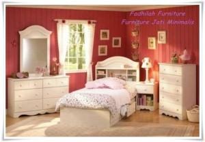 Tempat Tidur Anak Adorable
