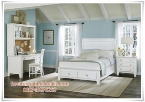 Kamar Anak Minimalis Beach Cottage