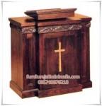 Mimbar Gereja Minimalis Klasik