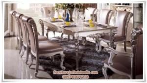 Set Kursi Makan Mewah Laiya