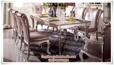 set kursi makan mewah laiya,kursi makan mewah,set kursi makan mewah,set kursi makan,set kursi makan jati,set kursi makan murah,kursi makan,meja kursi makan mewah