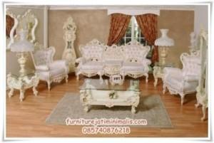 Set Sofa Ruang Tamu Provincial