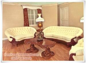 Sofa Tamu Mewah Gea