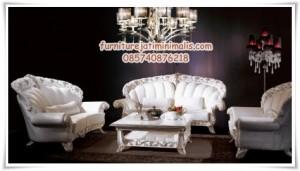 Kursi Sofa Tamu Mewah Realiving