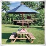 Meja Taman Payung