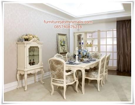 set kursi makan mewah fancy, set kursi makan mewah, set kursi makan, meja kursi makan, meja makan, harga set kursi makan, jual set kursi makan, kursi makan, kursi makan mewah