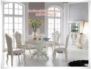 Set Kursi Makan Mewah Palace
