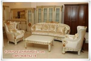 Set Sofa Tamu Mewah Rinjani