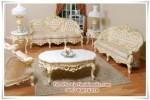 Set Sofa Tamu Victorian