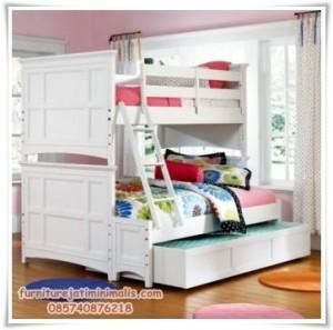 tempat tidur anak tingkat minimalis tempat tidur anak