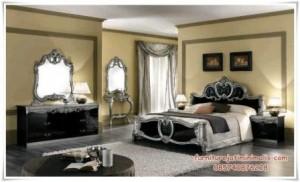 Tempat Tidur Mewah Italian Set