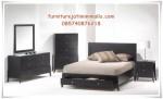 Tempat Tidur Minimalis Modern Doff