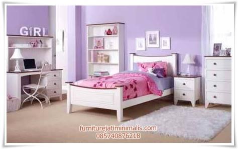 ruang tidur anak perempuan unik rumah idaman 2017