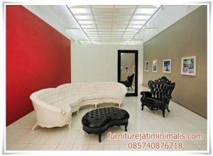 Kursi Tamu Sofa Sectional Bronded