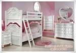 Tempat Tidur Anak Perempuan Tingkat