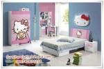 Kamar Tidur Anak Hello Kitty