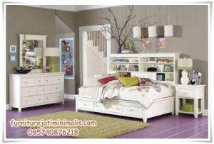Set Tempat Tidur Anak Unik
