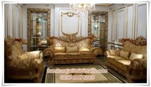 Set Sofa Tamu Mewah Riva