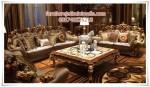 Sofa Ruang Tamu Mewah Brunello