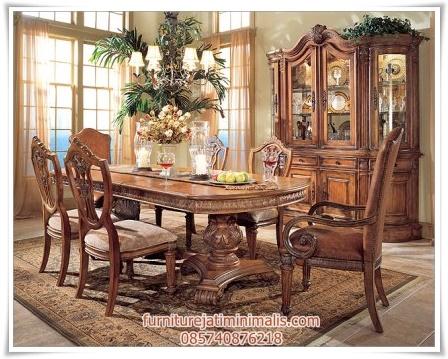 set meja makan ukir antik, set meja makan murah, set meja makan jati, set meja makan minimalis, set meja makan warna putih, set meja makan, meja makan, kursi makan, set kursi makan, set kursi makan ukir, jual set meja makan