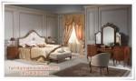 Set Tempat Tidur Pengantin Jati