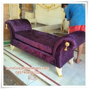 Sofa Santai Untuk Kamar Sofa Santai Kursi Santai Furniture Jati