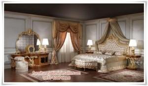 Set Kamar Tidur Pengantin Ukir