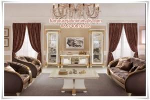 Sofa Ruang Tamu Mewah Liberty