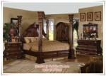 Set Tempat Tidur Pengantin Royal Victorian