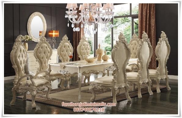 kursi makan mewah raja, kursi makan, kursi makan mewah duco, kursi makan mewah jati, kursi makan mewah klasik, set kursi makan mewah, kursi makan mewah, set kursi makan, kursi makan murah, kursi makan duco, jual meja makan mewah