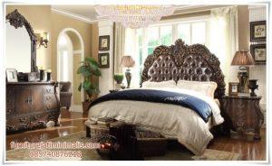 Set Tempat Tidur Ukir Mewah Bedroom