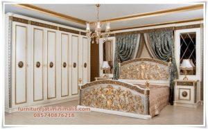 Set Kamar Tidur Modern Klasik Mewah Artemi