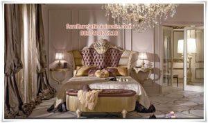 Set Tempat Tidur Mewah Item