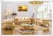 Set Sofa Tamu Mewah Gold
