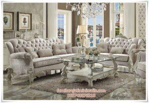 Sofa Ruang Tamu Mewah Leonie