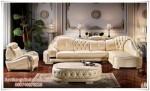 Sofa Ruang Tamu Sudut Klasik