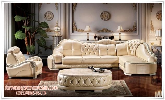 Sofa ruang tamu sudut klasik sofa ruang tamu sudut kursi for Sofa klasik