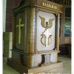 mimbar gereja minimalis, podium gereja, mimbar podium gereja, model mimbar gereja minimalis, podium, podium gereja jati, mimbar gereja jati, jual podium gereja, podium gereja kristus